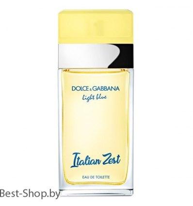 D&G Light Blue Italian Zest pour Femme