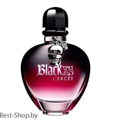 Paco Rabanne Black XS For Her L Exces