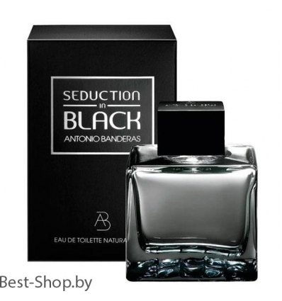 Antonio Banderas Seduction In Black