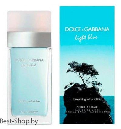Dolce Gabbana Light Blue Dreaming in Portofino Pour Femme
