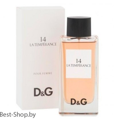 Dolce Gabbana Anthology La Temperance 14