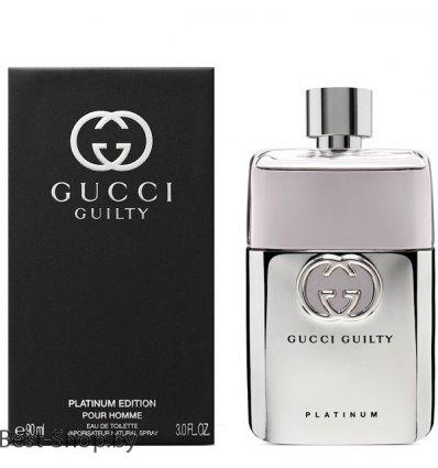 Gucci Guilty Pour Homme Platimun