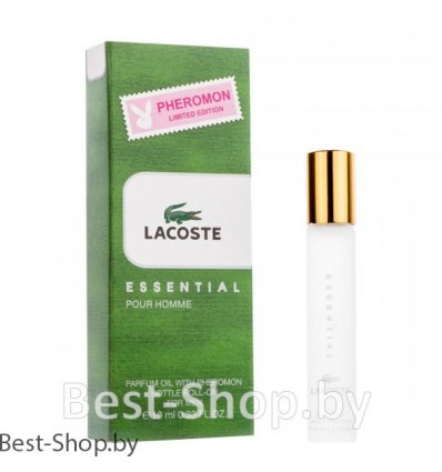 Масляные духи Lacoste Essential Pour Homme
