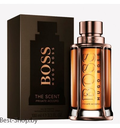 Hugo Boss The Scent Private Accord For Him
