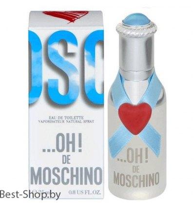 Moschino Oh De Moschino